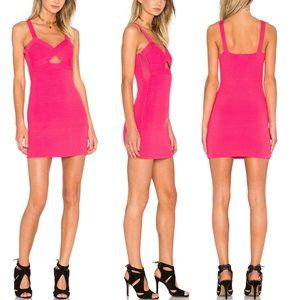 NWT NBD x The Naven Twins Game On Bandage Dress